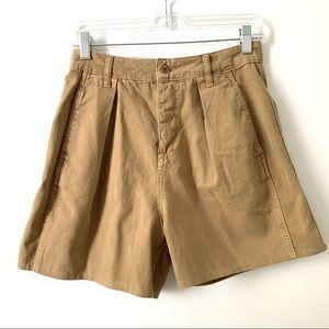 Customized ZARA Shorts w/ Boot Covers